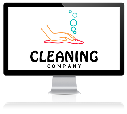 Professional marketing services for janitorial and cleaning companies including website design, SEO, branding, and online advertising.